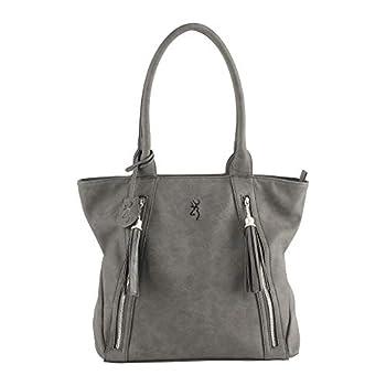 purse with gun print