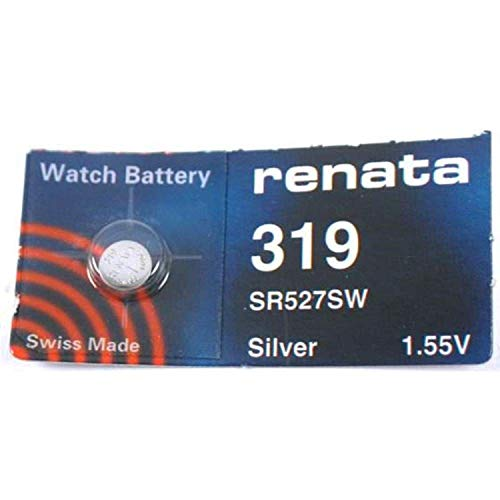 Renata 319 batería para Relojes 319 (SR527SW)
