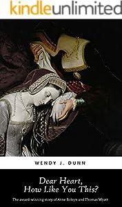 The Life and Death of Anne Boleyn 1巻 表紙画像