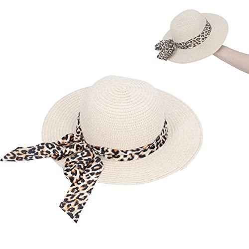 Sombrero de viaje, sombrero para el sol tipo cubo, fácil de llevar, suave con lazo para viajes de verano(C)