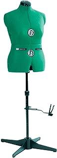 Dritz 20421 Sew You Dress Form, Medium, Opal Green (Renewed)