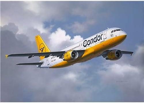 Ahorre 60% de descuento y envío rápido a todo el mundo. Revell 04240 Airbus A320 Condor, 60 60 60 partes  se descuenta