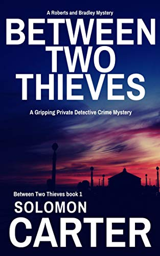 Between Two Thieves: A Gripping Private Detective Mystery (Between Two Thieves Private Investigator Crime Thriller series Book 1)