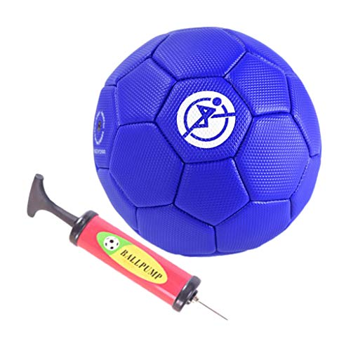 Bonarty Kids Soccer Ball Size 2 with Pump for Kids Beginners...