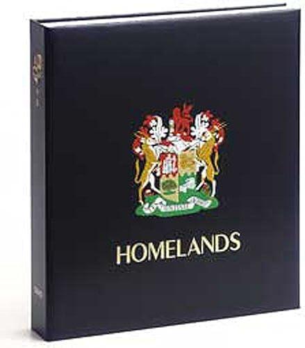 calidad de primera clase DAVO 9331 Luxe stamp album S. Africa Homeland Homeland Homeland I 1976-1989  Las ventas en línea ahorran un 70%.