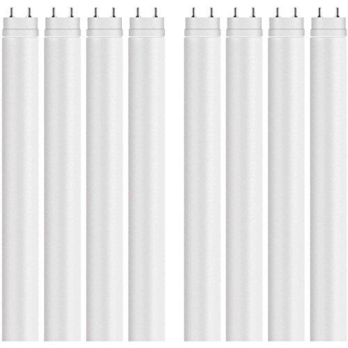 OSRAM LED Leuchtstoffröhre Substitube Value T8 / LED-Röhre in 120cm Länge mit G13-Sockel / Ersetzt 36 Watt / Warmweiß - 3000 Kelvin / 8er-Pack