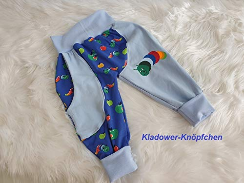 Kinder Baby Pumphose Wohlfühlhose Wunschtext Gr.56-128