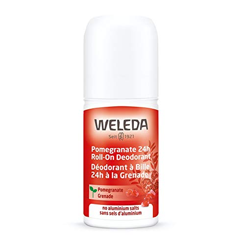 Weleda Deodorant Roll-On Granaatappel 24H, 50 ml
