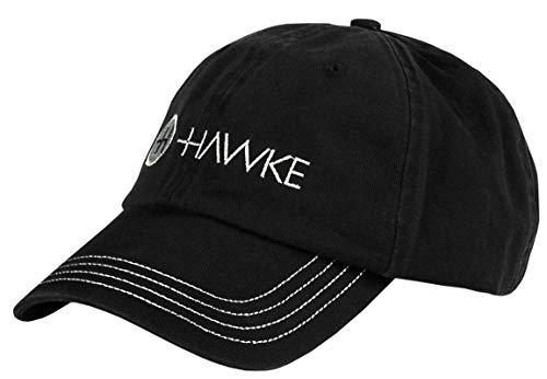 Hawke Herren Baseball Cap schwarz schwarz/grau Einheitsgröße