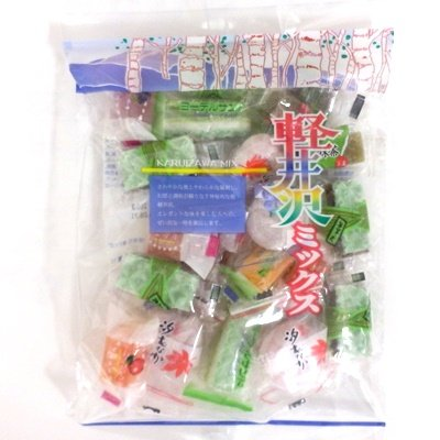 【丸三玉木屋】 軽井沢ミックス 260g×12袋 和菓子・半生菓子詰合せ