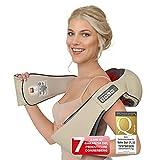 DONNERBERG ORIGINALE- Massaggiatore per collo e schiena-MARCHIO TEDESCO- Massaggio SHIATSU 4D...