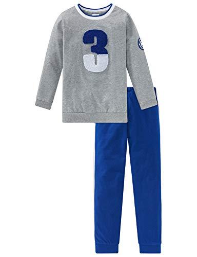 Schiesser jongens pyjama (tweedelig) Fußball Kn Anzug lang