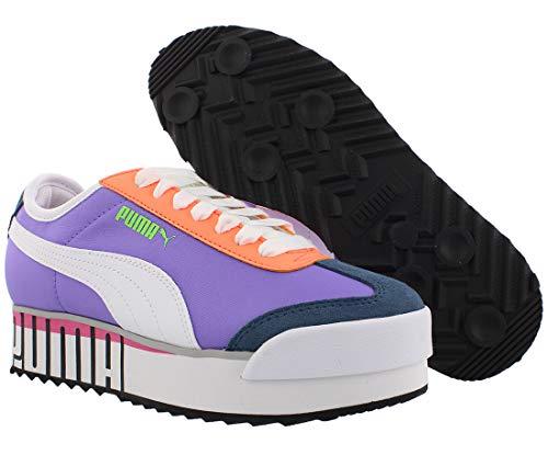 PUMA Womens Roma Amor Logo Sneakers,