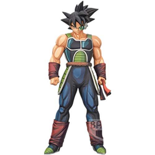 Yzoncd Anime Dragon Ball Z Grandista Manga Klette Actionfigur 30Cm PVC DBZ Super Klette Bardock Figur Modell Spielzeugpuppe Geschenk