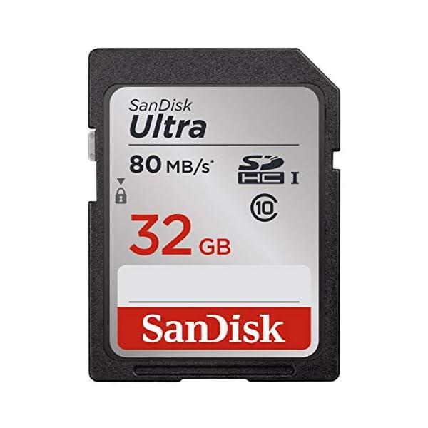 SanDisk Ultra SDHC 32GB 80MB/s UHS-I
