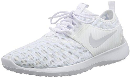 Nike Air Force 1 '07 , Scarpe da Ginnastica Basse Donna, Bianco (White/White 112), 39 EU