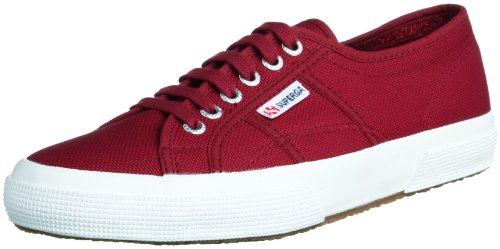 Superga 2750 COTU Classic, Zapatillas Mujer, Rojo (Scarlet S104), 42 EU