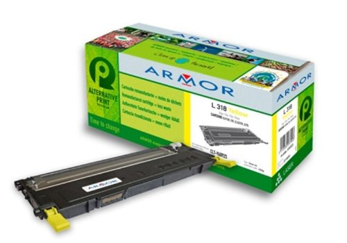 Armor K15131 cartridge compatibel met laserprinter Samsung CLP 310/315, geel