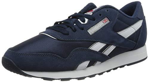 Reebok Classic Nylon, Sneaker Hombre, Multicolor, 44 EU