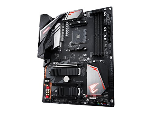GIGABYTE B450 AORUS PRO Wi-Fi (AMD Ryzen AM4/ATX/M.2 Thermal Guard with Onboard Wi-Fi/HDMI/DVI/USB 3.1 Gen 2/DDR4/Motherboard)