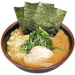 横浜ラーメン 侍 (さむらい) 4食 (2食入X2箱 横浜 家系 ご当地ラーメン)