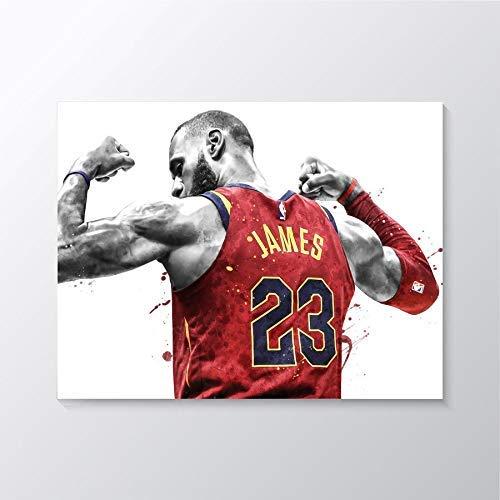 LeBron safety James Print Poster Basketball CAVS Dallas Mall