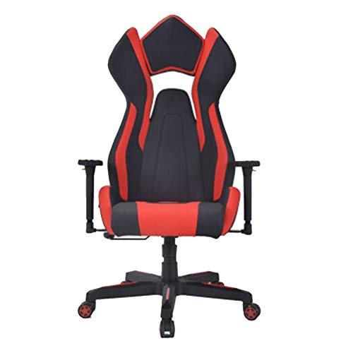 Silla de oficina para videojuegos, diseño de ingeniería, silla giratoria Staff Chair