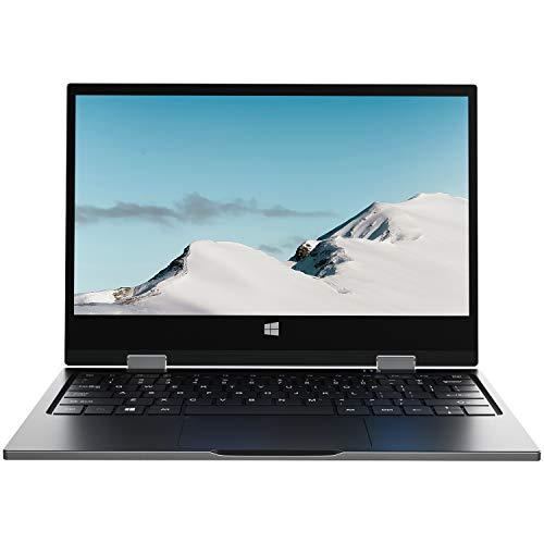 Jumperノートパソコンタッチスクリーン11.6インチEZbook X1 Windows 10の 360度回転パソコン 4GB 128GB 最新薄型ウルトラブックノートブック
