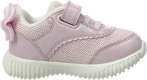 Geox B Waviness Girl C, Zapatillas para Bebés