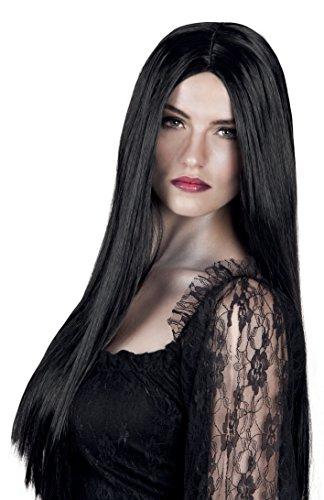 comprar pelucas mujer negra lisa on-line