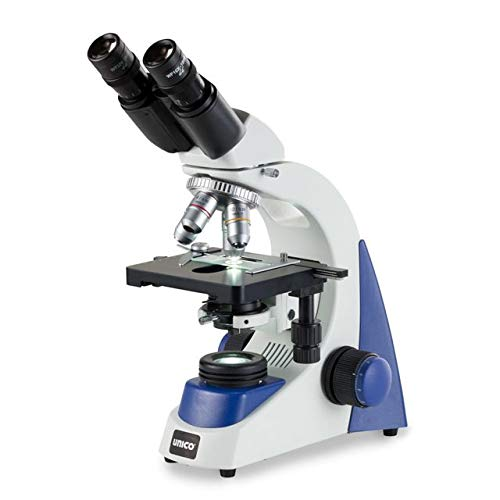 UNICO G380-5111 Graduated Mechanical Stage for G380 Series Microscope, Coaxial Low Position Controls