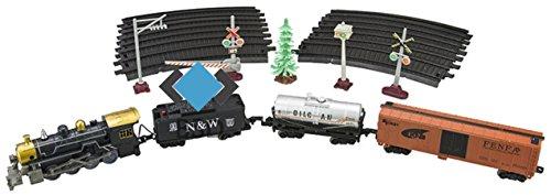 bagagli set da 2 ottimo regalo #43299 Old German Steam Locomotiva treno divertente decalcomanie per computer portatili frigoriferi tablet 10 cm scrapbook Fantastico adesivi rettangolari
