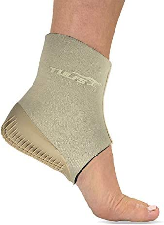 Tuli s Cheetah Gen2 Heel Cup Foot Protection for Gymnasts and Dancers with Sever s Disease and product image