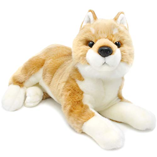 VIAHART Sakura The Shiba Inu   13 Inch Stuffed Animal Plush   by Tiger Tale Toys -  850000897427