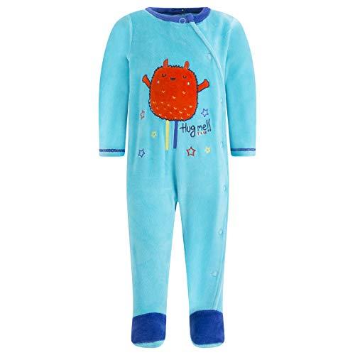 Tuc Tuc 50093 Pelele, Azul (Azul 16), 56/62 (Tamaño del Fabricante:3) para Bebés