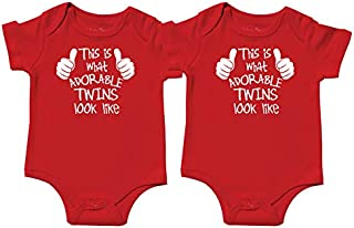 Nursery Decals and More Bodysuits for Twins