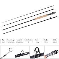 淡水魚の釣りのための 釣り竿耐久性のある釣り竿(#6/7)