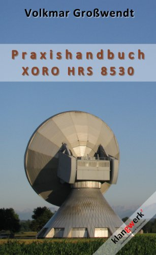 Bedienungsanleitung Xoro HRS 8530
