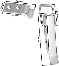 Fermeture /à levier Caisse Fermeture 92/x 27/x 3/contre Crochets de fixation dangle