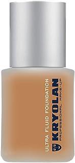 Kryolan Ultra Fluid Foundation, 30 ml - Light Suntan