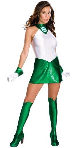 - Mädchen Green Lantern Kostüme