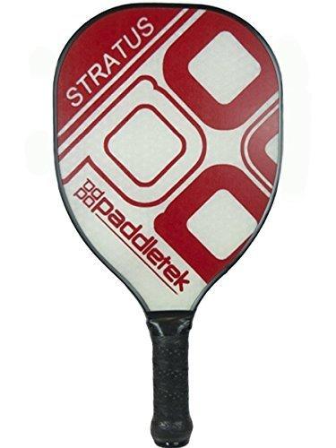 Paddletek Stratus Pickleball Paddle (Red)