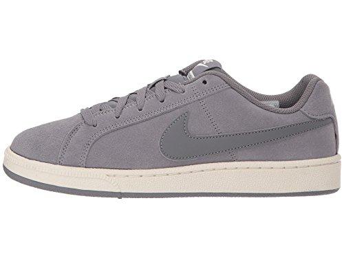 Nike Damen Sneaker Court Royale Suede Tennisschuhe, Mehrfarbig (Gunsmoke/Gunsmoke-Phantom 004), 37.5 EU