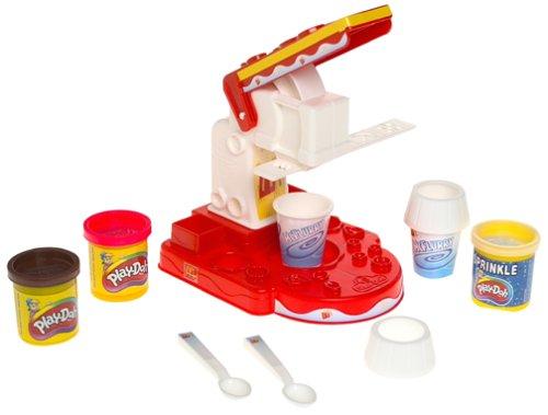 None Play-Doh McFlurry Dessert Playshop
