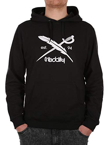 IRIEDAILY Daily Flag Hooded [Black]