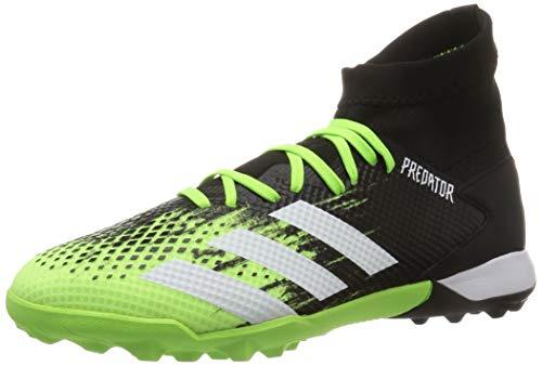 adidas Hypervenom Phantom III Academy FG, Zapatillas de fútbol Unisex Adulto, Lila Tech Indigo Signal Green Glory Purple, Large EU