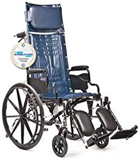 New Invacare Tracer SX5 Recliner Wheelchair 16