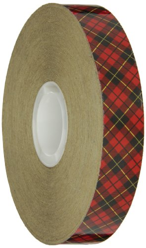 Scotch ATG Adhesive Transfer Tape 924, Clear, 3/4 in x 60 yd, 2 mil