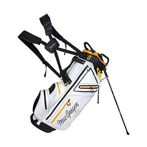 MACGREGOR 2019 Mactec Sac de Golf étanche avec trépied 23...