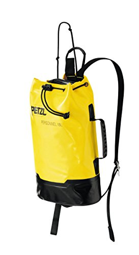 PETZL Unisex– Erwachsene Personnel Transportsack, Mehrfarbig, 45cm